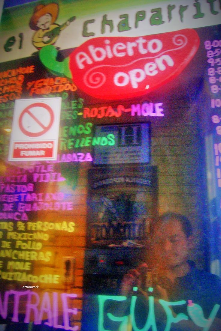 Colores de Mèxico: Restaurante mexicano en Madrid El chaparrito
