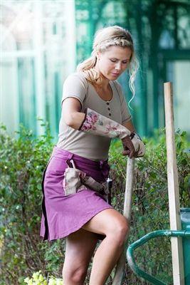 Klassieke wikkelrok Gardengirl