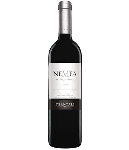 Nemea red PDO wine made from the Agiorgitiko grape variety grown in S. Greece, by Tsantalis Winery. Buy it online: http://agoragreekdelicacies.co.uk/online-shop/4570272291/Wines