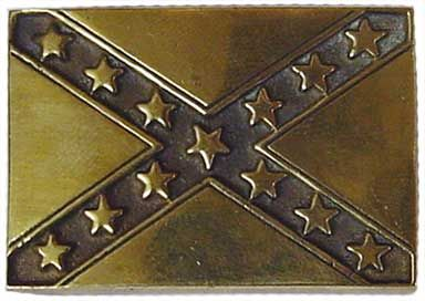Stylish Handmade Brass Belt Buckles