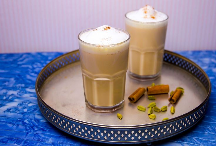Chai latte - ZEINAS KITCHEN