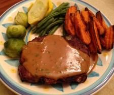 Recipe Diane Sauce by sarahwearmouth - Recipe of category Sauces, dips & spreads