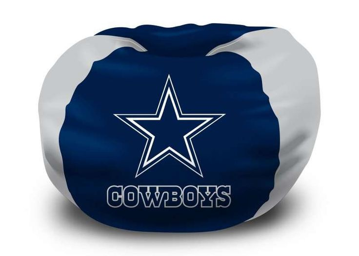 Dallas Cowboys NFL Bean Bag Chair $59.99 From Www.bedding.com #nfl #