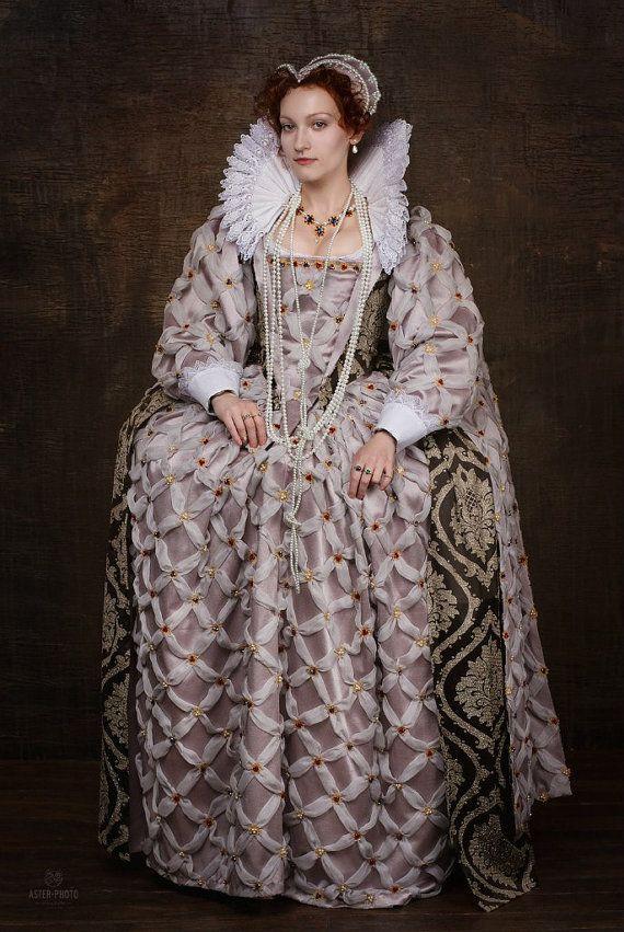 elizabethan era dresses - photo #44