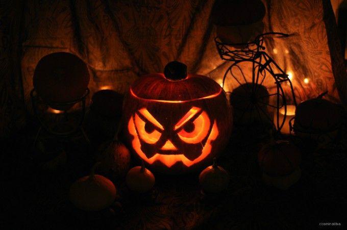 #happy #halloween: Photo by Photographer Cosmin Lucian ALBA - photo.net
