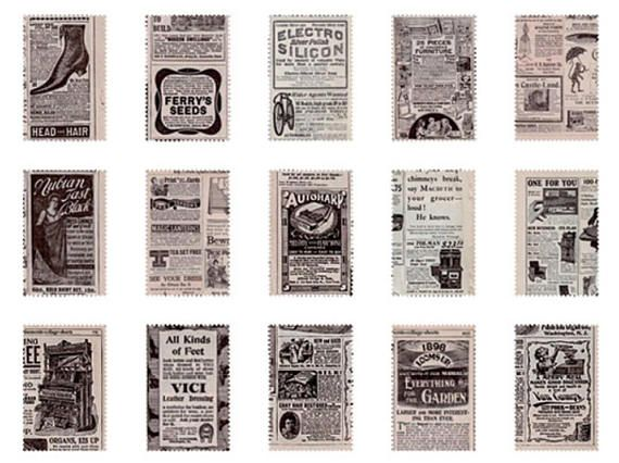 Retro Vintage Old Newspapers Sticker Flakes For Your Crafting Needs Each Pack Comes In A 45 Pcs Set Stickers Are P Sticker Paper Old Newspaper Travel Journal