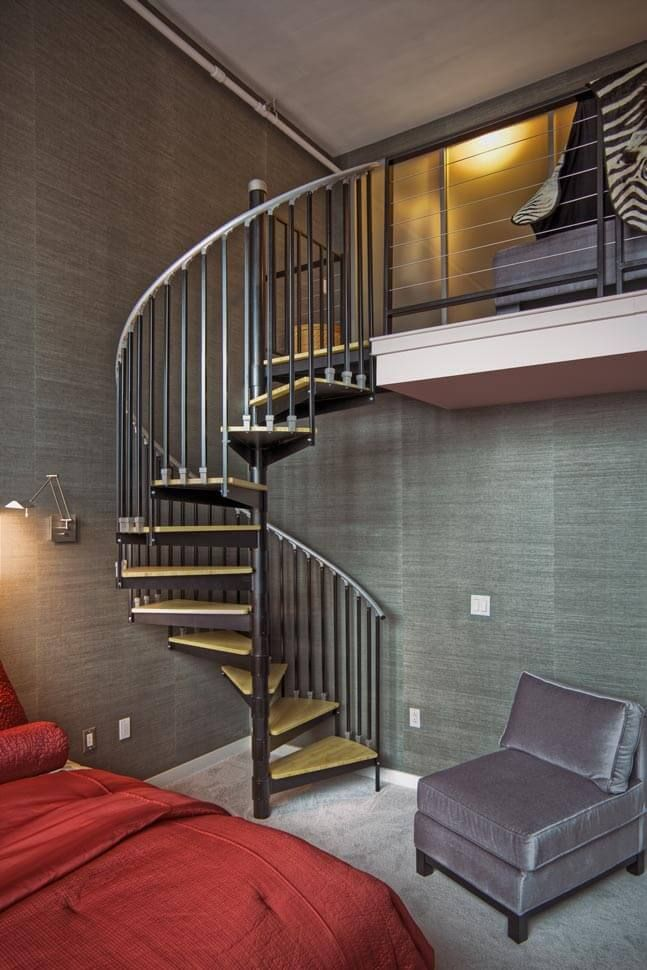 Best Spiral Staircase Design Ideas That Would Beautify 640 x 480