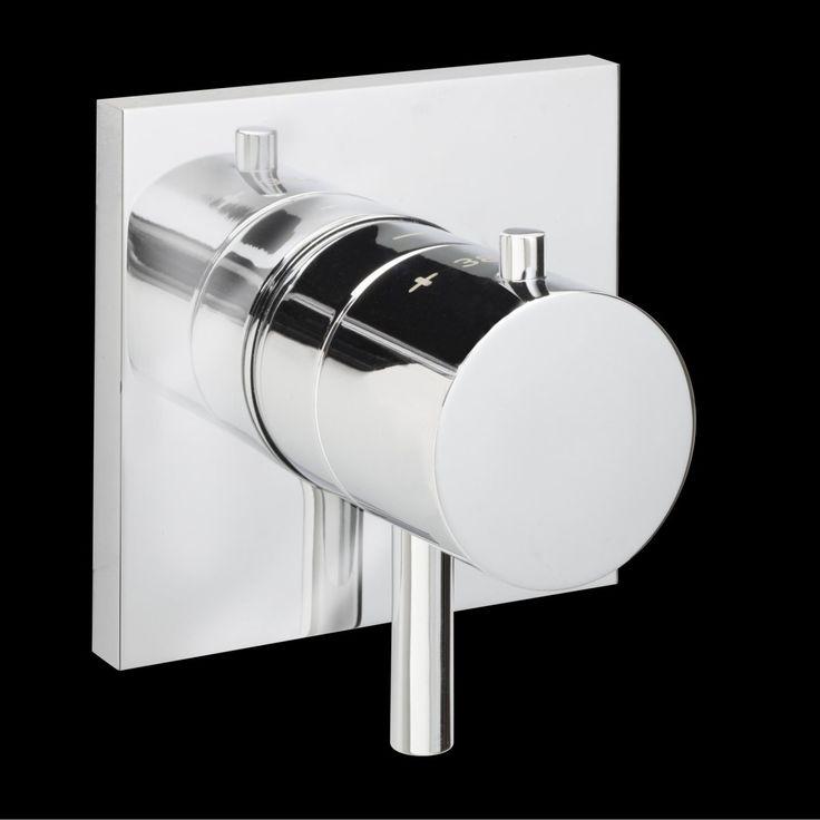 Miscelatore termostatico a muro by Geda  http://www.keihome.it/bagno/rubinetteria/miscelatore-termostatico-a-muro-geda/3685/