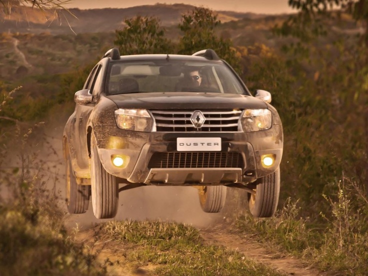 Renault Duster launching on the 4th! Renault duster