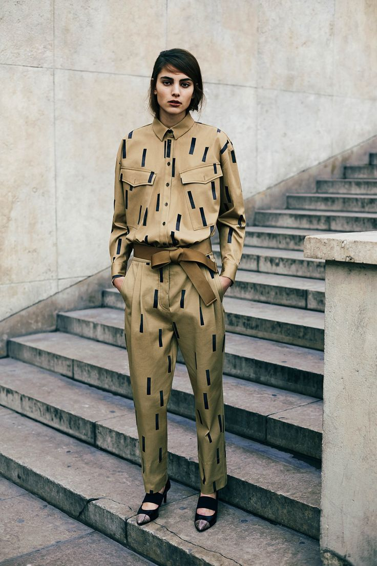 BLOGGED - utilitarian style from Sonia by Sonia Rykiel Pre-Fall 2015