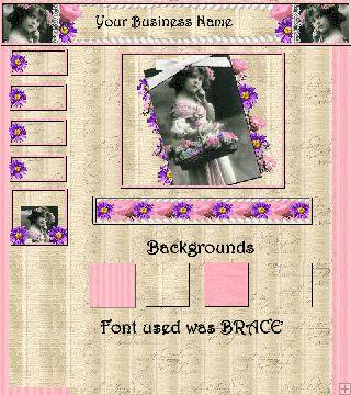 #Pink #Vintage #Webset