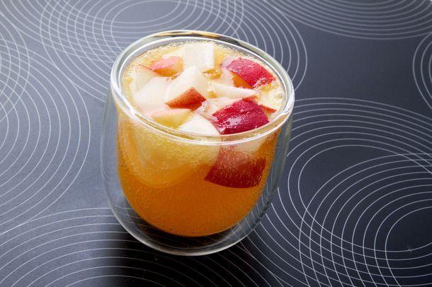 Recipe: Lime-A-Rita Sangria #recipe #cocktail