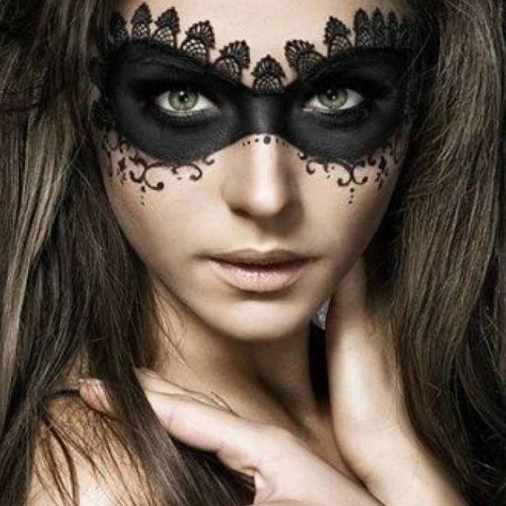 Halloween mask Photo Credit: marzava.com   -Cosmopolitan.com