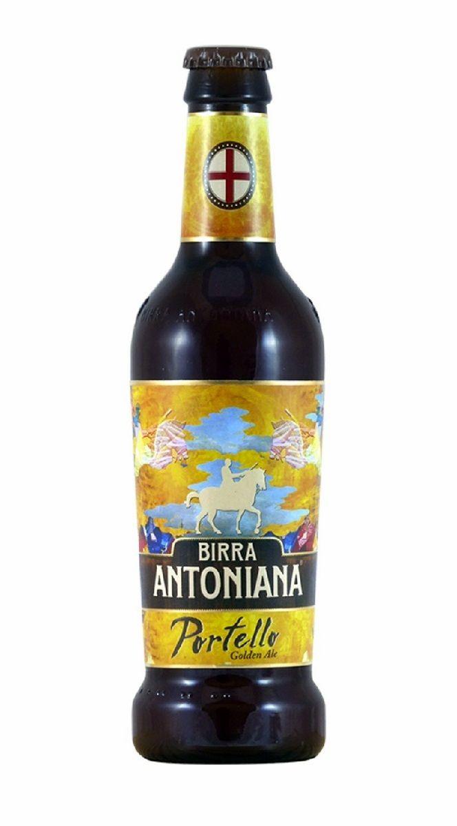 Birra Antoniana Portello, Belgian Ale 5,2% ABV (Birrificio Antoniano, Italia) [marzo 2017]