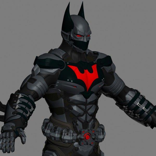 Batman beyond batman and models on pinterest for Housse gilet pare balle