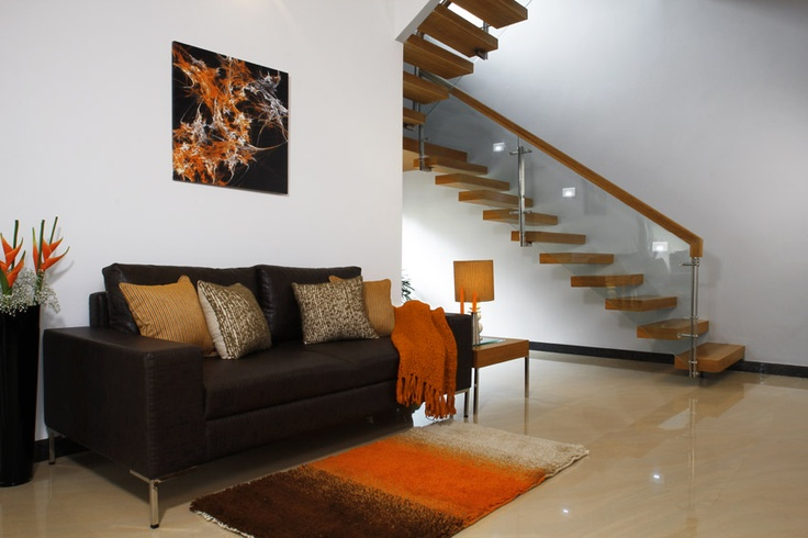 Cantilever staircase    - Interior designers bangalore projects | professional interior design company Bangalore | Modern and Retail Interior Designers | Residential Interior Designers | commercial interior designers bangalore