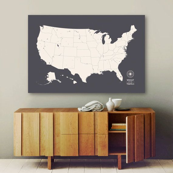 Best  Map Of Usa Ideas On Pinterest Usa Maps United States - Interactive motorcycle map of the us
