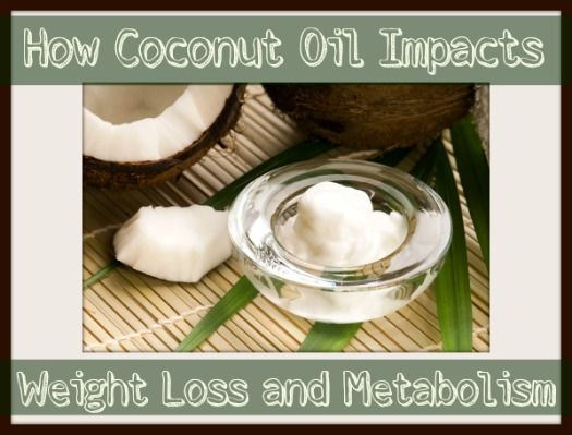 Coconut Oil's Role in Weight Loss and Metabolism | The Nourished Life