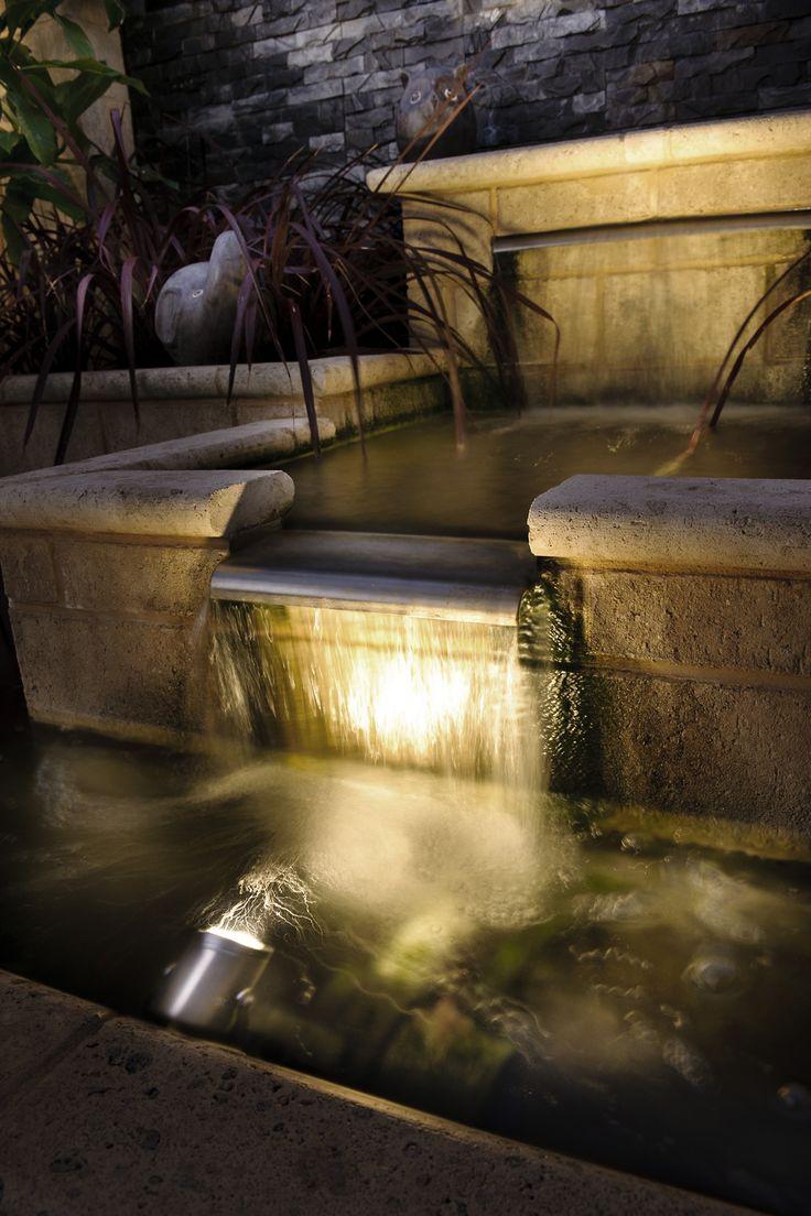 Underwater lighting. Hunza Pond Lite Pure LED
