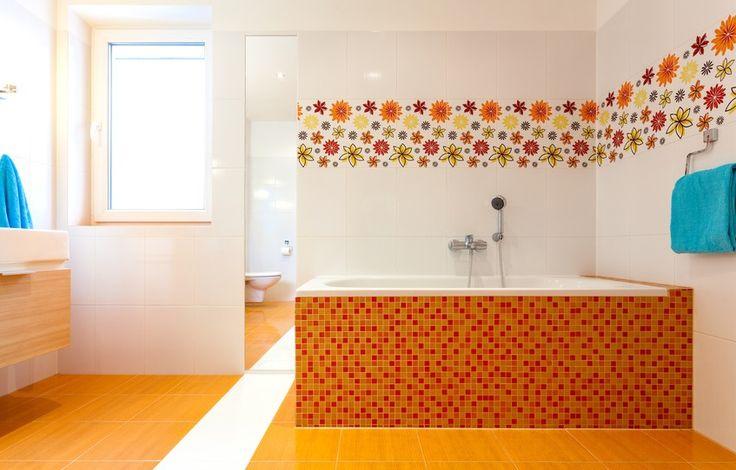 Azulejos Para Baño Rosario: Azulejos Del Baño en Pinterest