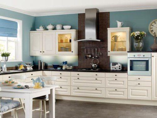 43 besten Küchen Bilder auf Pinterest Kleine küchen, Küchen - küche farben ideen
