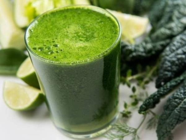 Ein übersäuerter Körper ist der beste Nährboden für Krebserkrankungen und das alkalische grüne Getränk ist der beste Widersacher dieser.