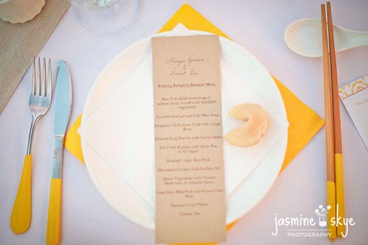 DIY wedding table setting. Perth marquee weddings.