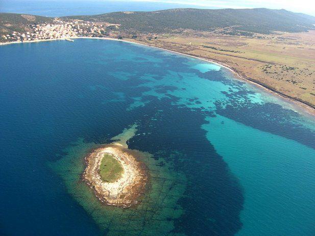KUĆA ZA ODMOR (IZNAMLJIVANJE) OTOK UNIJE... POVOLJNO  Appartments for rent - summer vacation in Croatia - Island Unije