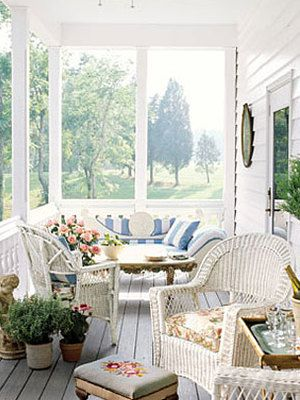 413 Best Country Porches Images On Pinterest   Outdoor Living, Gardens And  Country Cottages