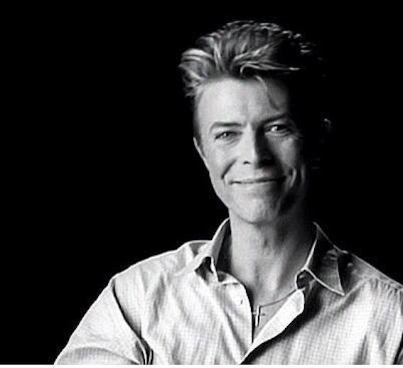 David what a smile