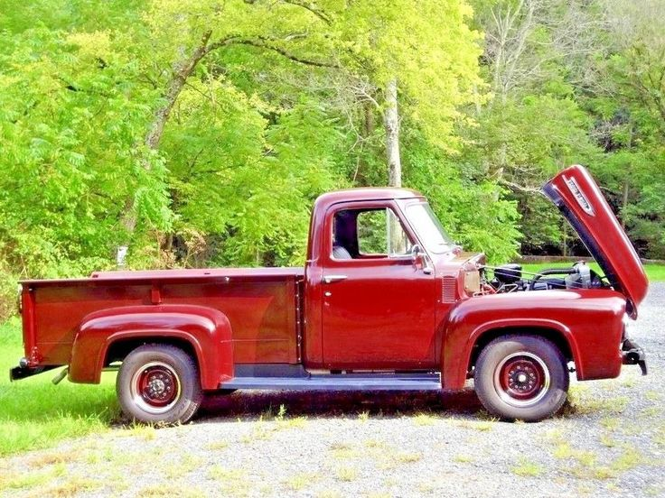1953 Ford F250 LONG BED F250, Ford, Ford super duty