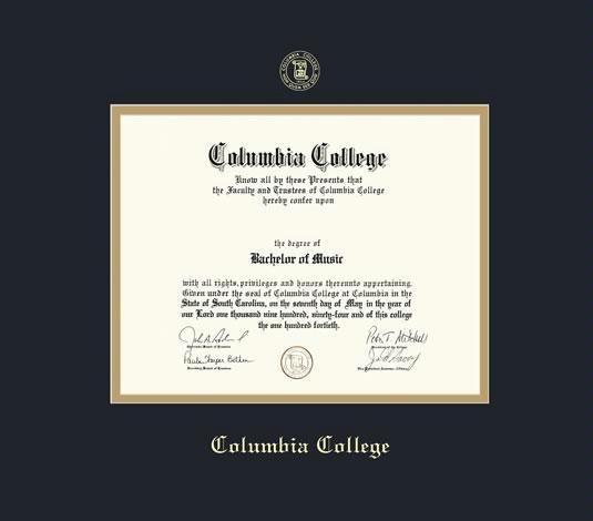 Michigan State University Diploma Frames