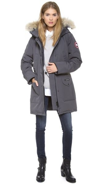 5 day countdown to you my little goosey baby -Canada Goose Trillium Parka