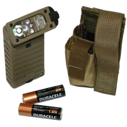 TACOPS® Sidewinder Kit with Pouch & Batteries