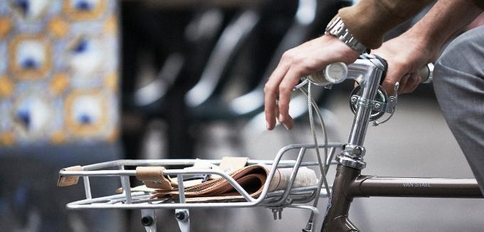 Feine Fahrrad-Accessoires: Basil Front Carrier: Einen coolen Korb bekommen - manager magazin