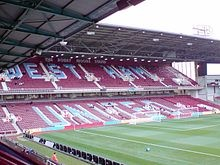 West Ham - Boleyn Ground