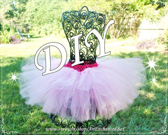 17 best images about diy sassy skirts on pinterest tutus yellow diy ariel pink tutu kit for sassy skirt girls by anenchantedbox solutioingenieria Choice Image