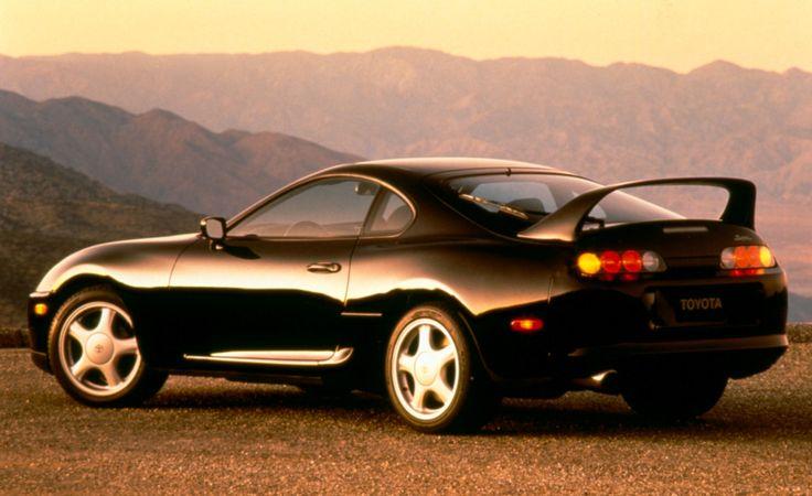 1994 - 1996 Toyota Supra