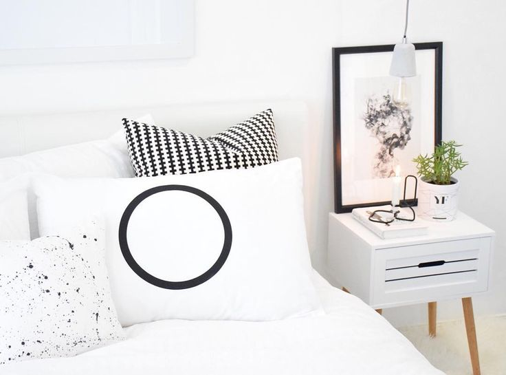 """""""• Mixing it up • Had a little go at monochrome today as I've got these striking pillow cases by the lovely Karen @me_and_zebedee obviously not my usually…"""""""