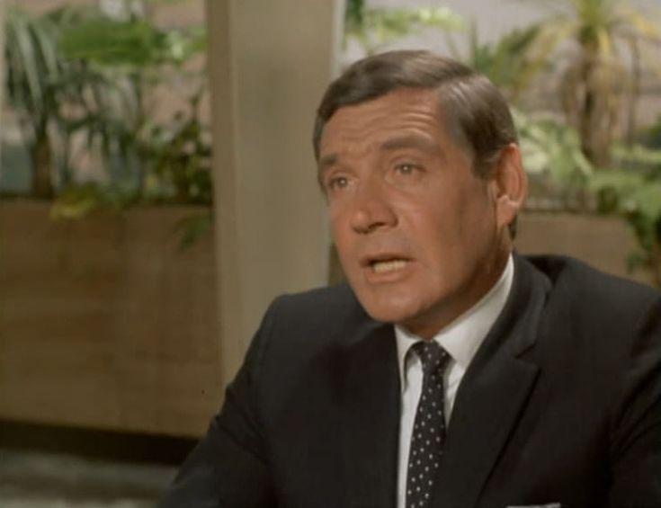 Gene Barry in Prescription: Murder (1968)