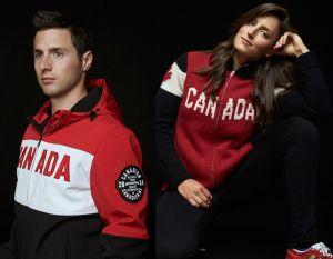 Sotchi 2014, un défilé haut en couleurs. Les tenues officielles des Jeux Olympiques. Canada, Sochi 2014, Olympics