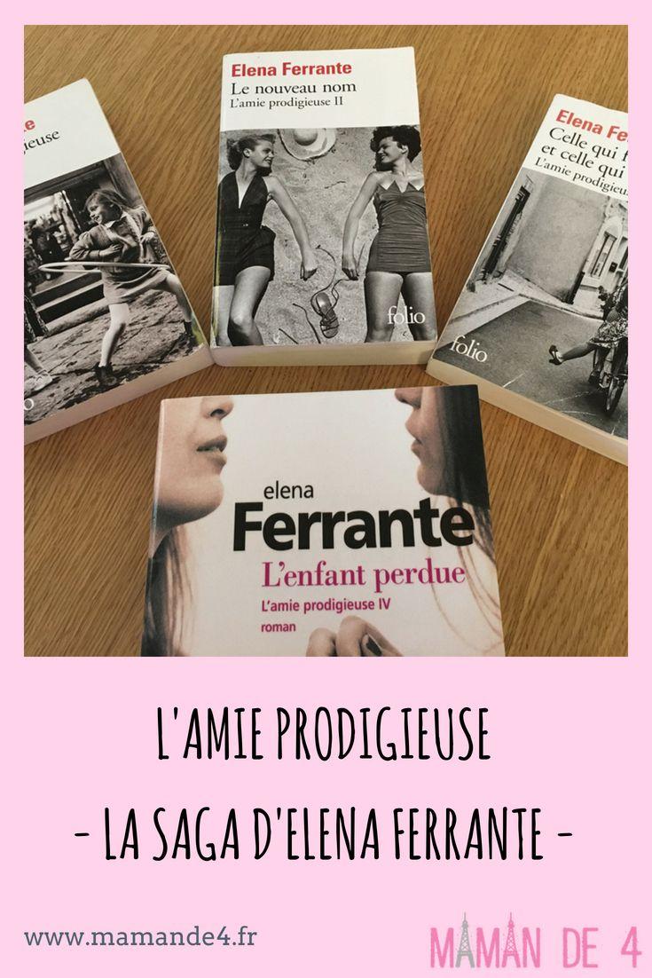 L'amie prodigieuse, la saga d'Elena Ferrante : une histoire d'