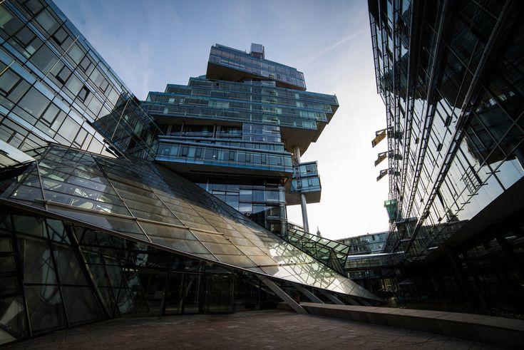 Nord/LB Gebäude innen  (34 Bilder, die beweisen, dass Hannover die schönste Stadt Deutschlands ist)