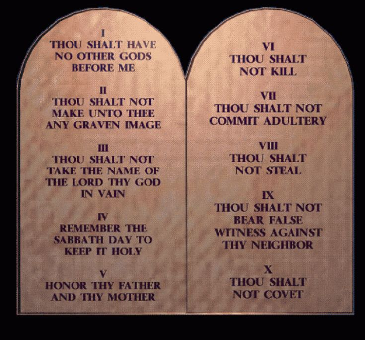 Ten Commandments Catholic 10 Ten Commandments Catholic