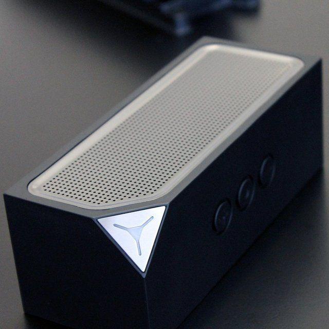 (2) Fancy - CUBEDGE EDGE.sound Wireless Bluetooth Speaker
