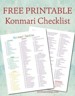 konmari-checklist ♡ ✦ ❤️ ●❥❥●* ❤️ ॐ ☀️☀️☀️ ✿⊱✦★ ♥ ♡༺✿ ☾♡ ♥ ♫ La-la-la Bonne vie ♪ ♥❀ ♢♦ ♡ ❊ ** Have a Nice Day! ** ❊ ღ‿ ❀♥ ~ Fr 07th July 2015 ~ ❤♡༻ ☆༺❀ .•` ✿⊱ ♡༻ ღ☀ᴀ ρᴇᴀcᴇғυʟ ρᴀʀᴀᴅısᴇ¸.•` ✿⊱╮