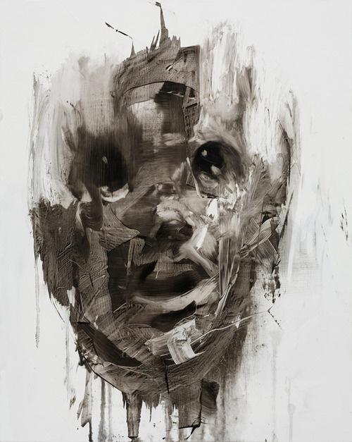Antony Micallef- Head Studies: Becoming Animal, 2008-2011