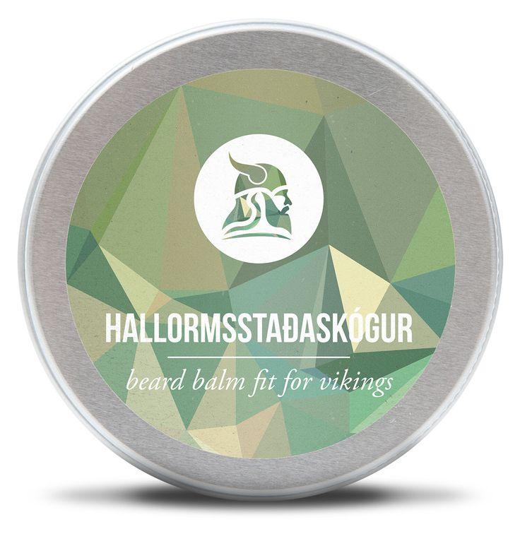 Hallormsstaðaskógur - Beard Balm