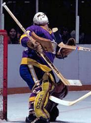 Mario Lessard - Los Angeles Kings Pictures (1967-Present)