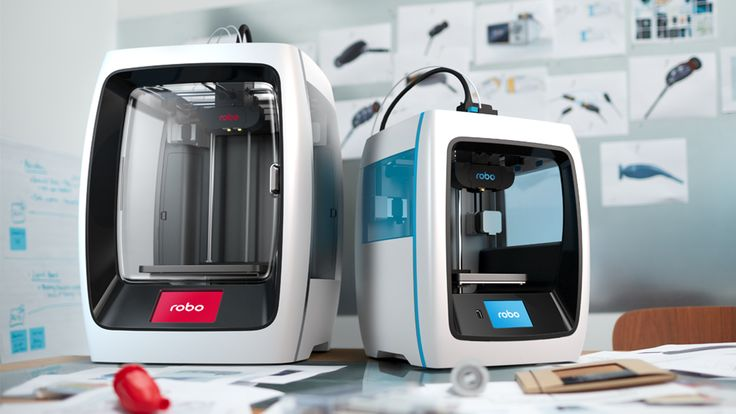 We've built two new 3D printers to help you make the imagined
